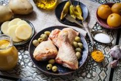 Previous Item: Amish-Raised Free-Range Moroccan Chicken with Beldi Dry-Cured Olives & Preserved Lemons (Time to Cook: 1 Hour 15 min. / Cook by Day: Monday)