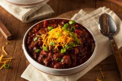 Previous Item: Pot O' Traditional Chili (Vegetarian available) - ($14 Per Person / Time to Cook: 30 min. / Cook By Day: Wed.)