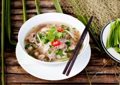 Previous Item: Phở (Vietnamese Beef Noodle Soup) - Vegetarian w/ Tofu Available ($14 Per Person / Time to Cook: 15 min. / Cook by Day: Monday)