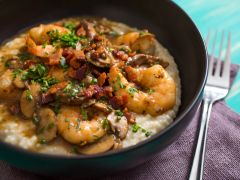 Previous Item: Shrimp and Grits ($14.00 per person)