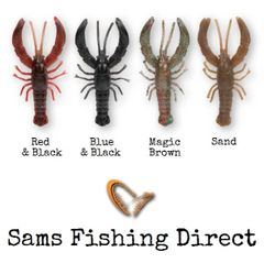 Savage Gear 3D Reaction Crayfish Single
