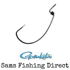Gamakatsu EWG Worm Hook W/Silicone Stopper