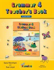 Grammar 4 Teacher's Book (in print letters)