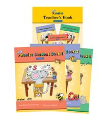 Jolly Phonics Class Set (Color In Print Letters)