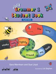 Grammar 1 Student Book (In Print Letters)