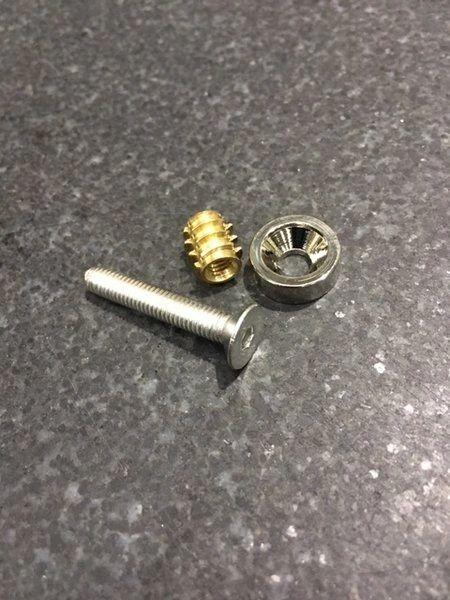 Grainger Neck Ferrule Kit - M5 x 40mm