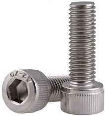 Grainger Pickup Screw - M2.5 Cap Head Screw, Black or Stainless Finish, Various Lengths