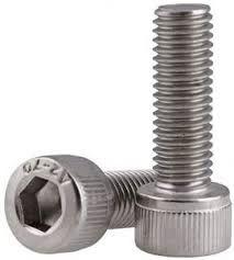 Grainger Pickup Screw - M2.5 Cap Head Screw, Various Lengths, Black or Stainless Finish - Bulk Pack