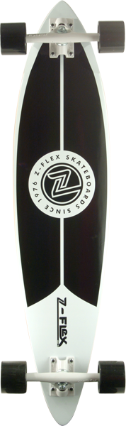 Z-FLEX PINSTRIPE COMPLETE- 9x38 PINTAIL