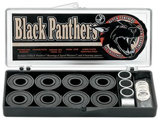 BLACK PANTHER BEARINGS SET - (3 OPTIONS)