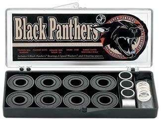 BLACK PANTHER BEARINGS SET - (3 OPTIONS)