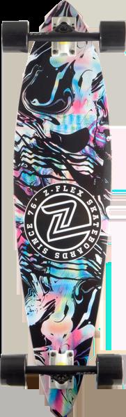 Z-FLEX ACID SWIRL COMPLETE- 9x38 PINTAIL