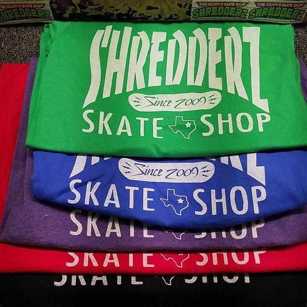SHREDDERZ SHOP SHIRT
