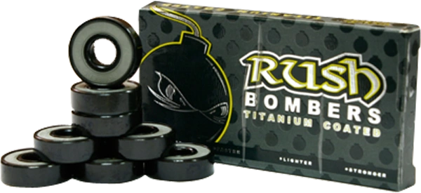 RUSH BOMBERS BEARINGS SET