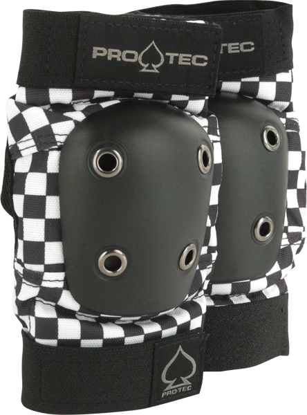 PROTEC STREET ELBOW PADS - CHECKERED