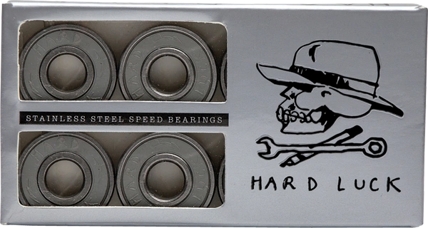 HARD LUCK GOOD TIMES STAINLESS BEARINGS