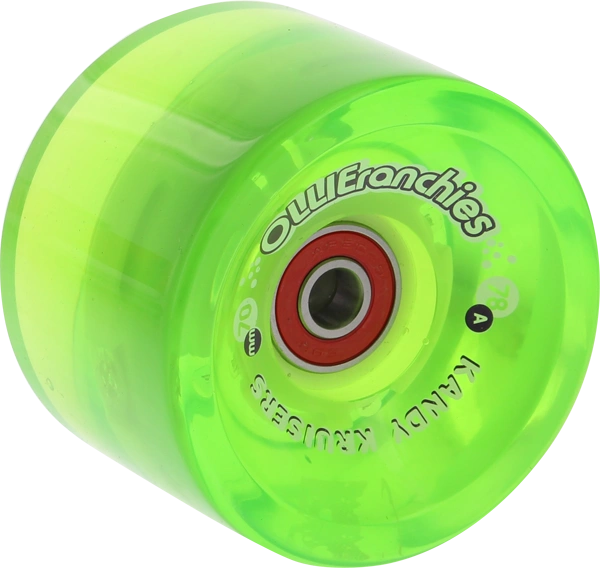 KANDY KRUISER OLLIE RANCHIES - 70mm/78a (Set of 4)