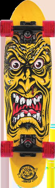 SANTA CRUZ SIDEWALK SCREAMER ROB FACE COMPLETE - 6.4x25.3