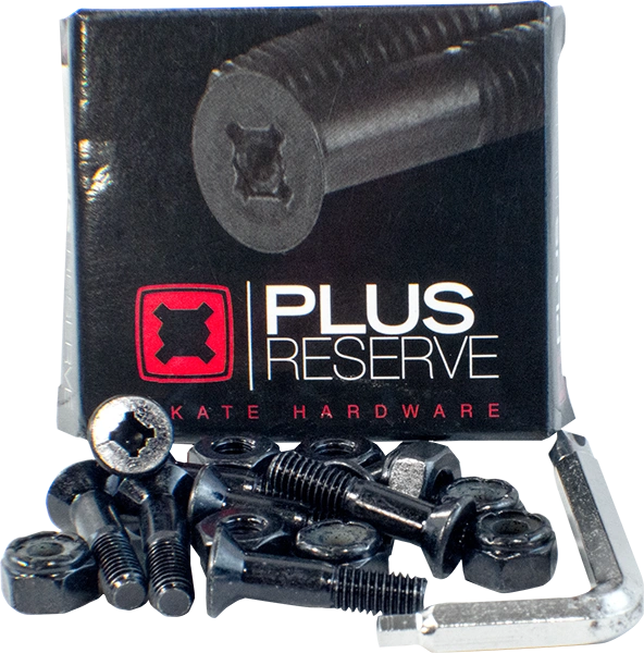 "PLUS RESERVE UNIVERAL HARDWARE - 1"" (3 COLORS)"