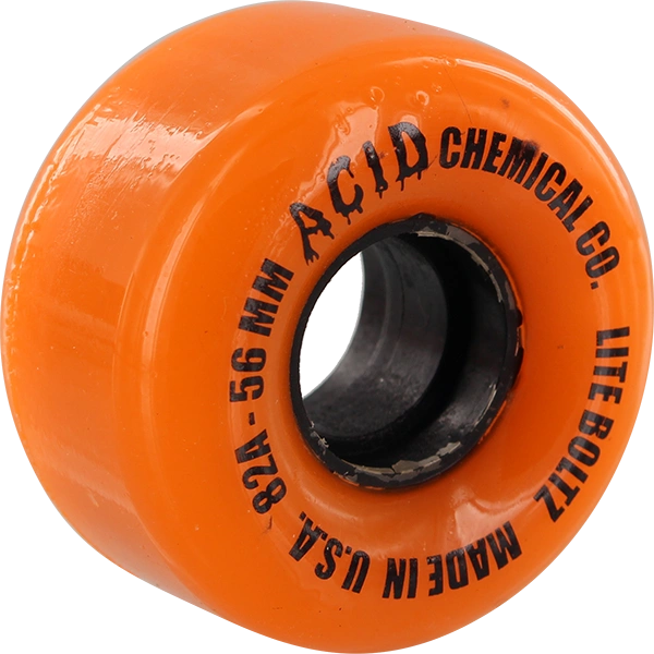 ACID CLEAN MACHINE - 56mm/82a (Set of 4)