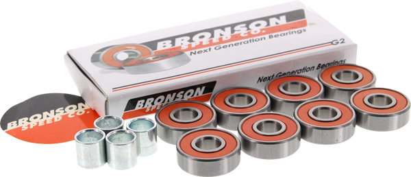 BRONSON G2 BEARINGS SET