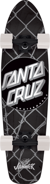SANTA CRUZ JAMMER BARBED WIRE COMPLETE - 7.4x29.