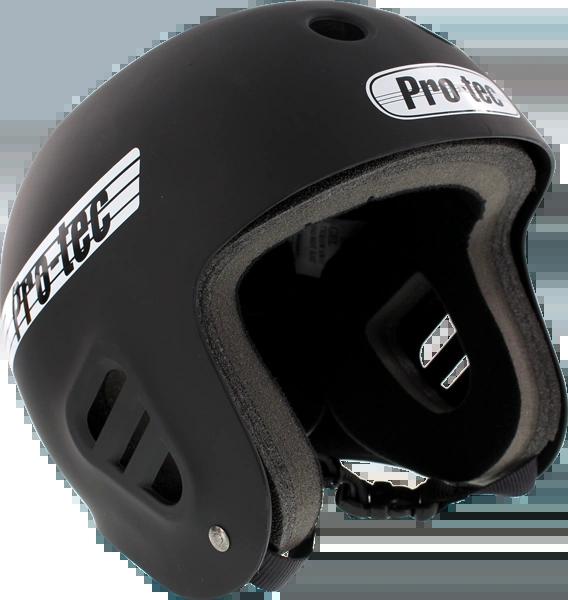 Pro Tec Fullcut Helmet - Rubber