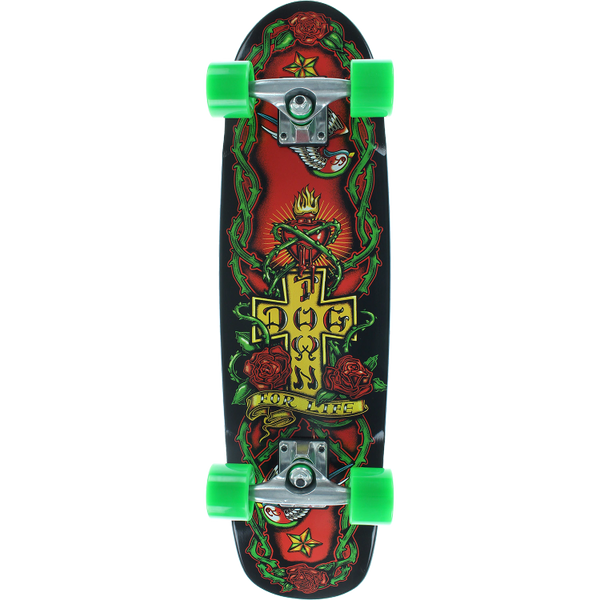 DOGTOWN FOR LIFE CRUISER COMPLETE-7.75x29.17