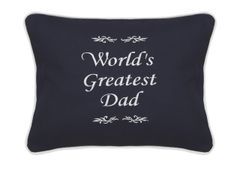 Item # P124 Worlds greatest Dad.