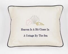Item # P483 Heaven is a bit closer in a cottage by the sea.