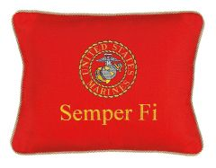 Item # P012 Semper FI (With Seal)
