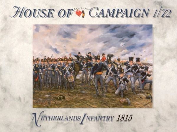 1/72 Netherlands Infantry 1815 (32) - A Call to Arms 66
