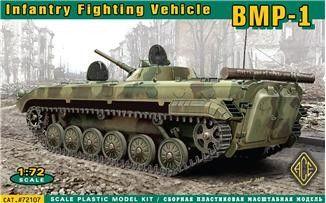 1/72 Soviet BMP1 Infantry Fighting Vehicle - ACE 72107