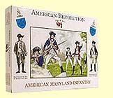 1/32 American Revolution: American Maryland Infantry (16) - A Call to Arms 10