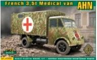 1/72 AHN 3,5t French Medical Van - ACE 72524