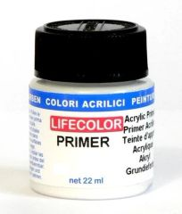 Acrylic Primer (22ml Bottle) (Old #110) - Lifecolor 2110