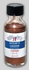 1oz. Bottle Copper Lacquer - ALCLAD 110