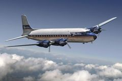 1/144 DC6 Delta Airlines - Roden 304