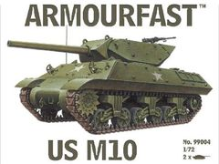 1/72 US M10 Tank Destroyer (2) - Armourfast 99004