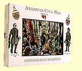 1/32 American Civil War: Confederate Infantry (16) - A Call to Arms 16