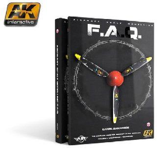 Aircraft Scale Modeling FAQ Book - AK Interactive 276