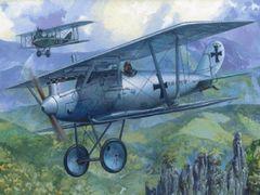 1/72 Pfalz D III WWI Aircraft - Roden 3