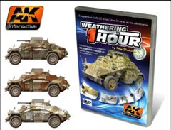 Weathering in One Hour - Sd.Kfz. 222 DVD - AK Interactive 36