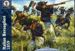 1/72 Waterloo: Italian Bersagliere Infantry 1859 (48) - Waterloo 15