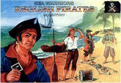 1/72 English Pirates Sea Warriors XVIII Century (44) - Orion 72001