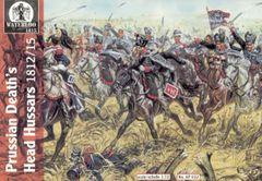 1/72 Waterloo: Prussian Death's Head Hussars (14 Mtd) - Waterloo 32