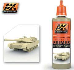 Desert Sand Acrylic Primer 60ml Bottle - AK Interactive 181