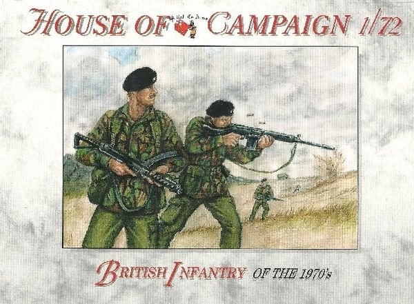 1/72 British Infantry of the 1970s (32) - A Call to Arms 67