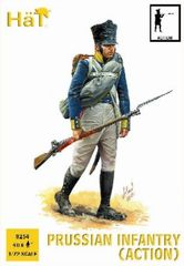 1/72 Napoleonic Prussian Infantry Action (40) - HAT-8254