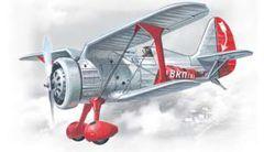 1/72 Soviet I15 BiPlane Fighter - ICM 72062